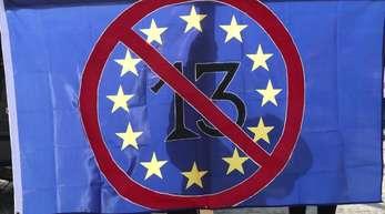 Kurz vor der entscheidenden Abstimmung über die Reform des Urheberrechts im EU-Parlament haben Tausende in Europa gegen das Vorhaben protestiert.