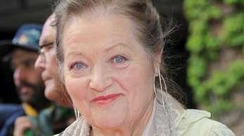 Die Schauspielerin Marianne Sägebrecht bezeichnet sich als «richtige Kräutertante».