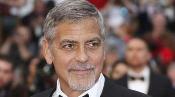 George Clooney ruft zu einem Boykott von Luxushotels auf, die im Besitz des herrschenden Sultans Hassanal Bolkiah sind.