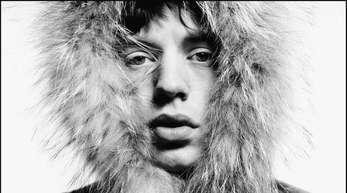 Ein Bild für die Ewigkeit:Mick Jagger 1964.