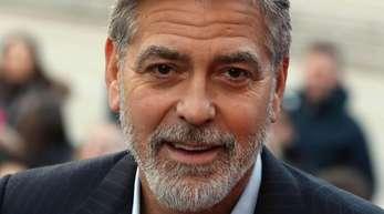 Schauspieler George Clooney engagiert sich seit vielen Jahren auch politisch.