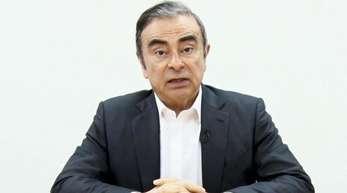In einer Videobotschaft hat Carlos Ghosn Anschuldigungen gegen mehrere Manager erhoben.