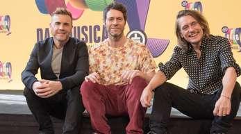 Take That gibt es jetzt auch in Deutschland als Musical.