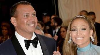 Er hat gefragt, sie hat Ja gesagt:Alex Rodríguez und Jennifer Lopez werden heiraten.