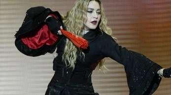 Madonna - das Rätselraten hat ein Ende.