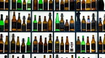 Es wird gerne Bier getrunken. Immer beliebter werden aber auch alkoholfreie Bier-Varianten.