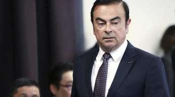 Im November vergangenen Jahres war Ghosn in Tokio wegen angeblichen Verstoßes gegen Börsenauflagen in Untersuchungshaft genommen worden.