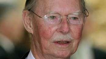 Alt-Großherzog Jean von Luxemburg starb im Alter von 98 Jahren im Kreise seiner Familie. (Archivbild von 2006).