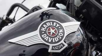 Harley-Verkäufe sind auch in den USA zurückgegangen, wo der Hersteller unter einer alternden konservativen Kundschaft leidet.