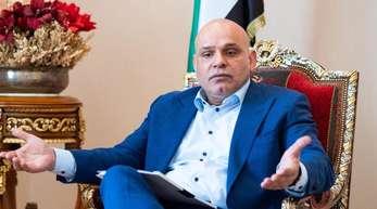 Ali Abdulla Al Ahmed ist Botschafter der Vereinigten Arabischen Emirate in Deutschland.