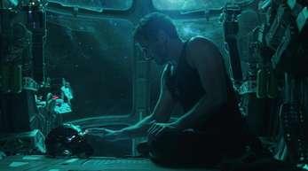 Tony Stark/Iron Man (Robert Downey Jr.) in «Avengers 4: Endgame».