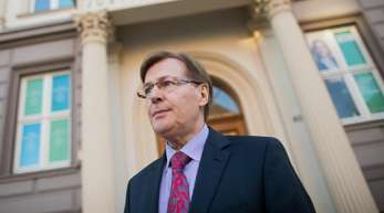 NRW-Justizminister Peter Biesenbach berichtet von 51 «Cum-Ex»-Verfahren bei der Staatsanwaltschaft Köln.