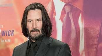 Keanu Reeves mag die Geschwindigkeit.
