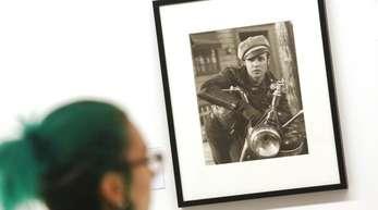 Marlon Brando ist «Der Wilde» (1953) - ein Foto von Irving Lippman.