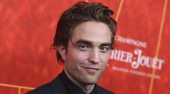 Robert Pattinson ist laut Berichten Top-Kandidat für die «Batman»-Rolle.