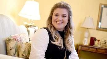 Kelly Clarkson hat ihre Ernährung nicht umgestellt.