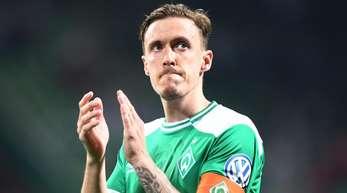 Verlässt Werder Bremen: Kapitän Max Kruse.