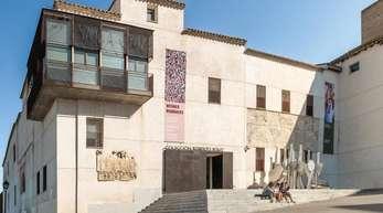 Blick auf das neuen Museum «Sammlung Roberto Polo. Zentrum für moderne und zeitgenössische Kunst» in Toledo.