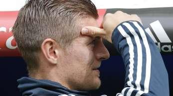 Toni Kroos bleibt Real Madrid treu.