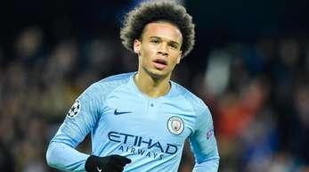 Der FCBayern München soll Interesse an einer Verpflichtung von Leroy Sané haben.