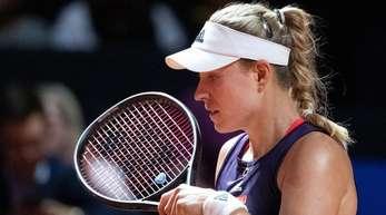 Angelique Kerber ist nur noch Fünfte der Weltrangliste.