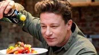 Der britische Starkoch Jamie Oliver ist mit seiner Restaurantkette gescheitert.