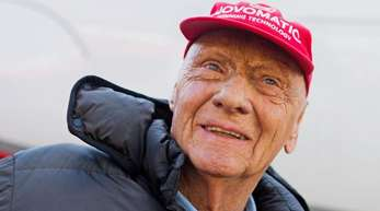 Niki Lauda war im Alter von 70 Jahren gestorben.
