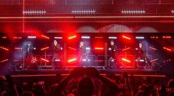 Die Backstreet Boys haben es noch immer drauf.