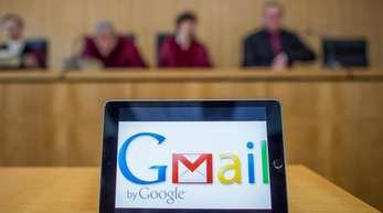 Gmail, der Webmaildienst des Internetriesen Google.