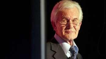 Der ehemalige «Tagesschau»-Sprecher Wilhelm Wieben ist im Alter von 84 Jahren gestorben.