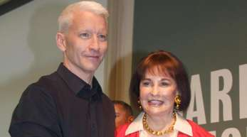 Anderson Cooper trauert um seine Mutter Gloria Vanderbilt.