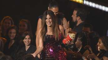 Sandra Bullock ist für den Horrorfilm «Bird Box» ausgezeichnet worden.