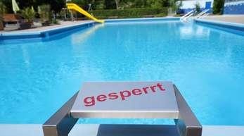 In den Schwimmbädern fehlen zunehmend ausgebildete Bademeister.