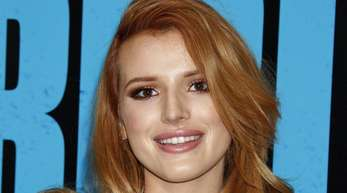 Schauspielerin Bella Thorne bei der Weltpremiere von «Horrible Bosses 2» in Hollywood.
