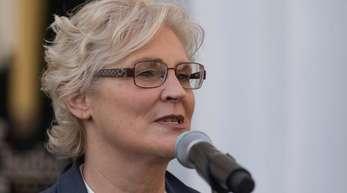 Die parlamentarische Geschäftsführerin der SPD-Bundestagsfraktion, Christine Lambrecht, wird neue Justizministerin.