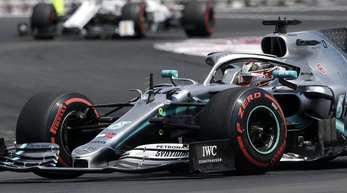 Die Formel 1 ist wieder eine Formel Hamilton
