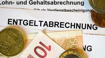 Deutsche Arbeitnehmer hatten in den ersten drei Monaten etwas mehr Geld in der Tasche.