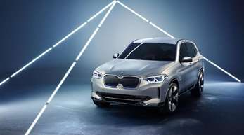 2020 soll im chinesischen Shenyang der vollelektrische BMW iX3 serienmäßig vom Band laufen.
