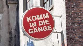 Das Hamburger Gängeviertel lädt ein: «Komm in die Gänge».