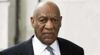 Bill Cosby, Schauspieler und Entertainer aus den USA, sitzt derzeit im Gefängnis.