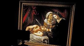 Das Gemälde «Judith und Holofernes» wurde 2014 auf einem Dachboden in einem Bauernhaus in Toulouse wiederentdeckt.