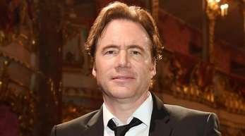 Michael Herbig, Regisseur und Schauspieler, bei der Verleihung des Friedenspreises des Deutschen Films - Die Brücke in München.
