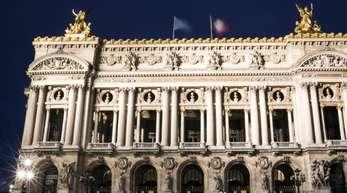 Die Pariser Oper feiert mit viel Pomp ihr 350-jähriges Bestehen.
