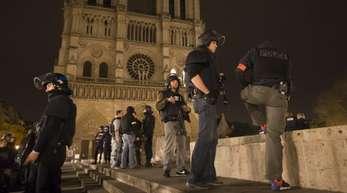 Bei den Anschlägen in Paris im November 2015 hatten Terroristen des «Islamischen Staats» (IS) 130 Menschen getötet.