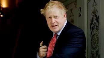 Hat beste Chancen auf den Posten des Premierministers: der ehemalige britische Außenminister Boris Johnson.