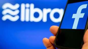 Der offizielle Start von Facebooks Digitalwährung Libra ist in der ersten Jahreshälfte 2020 vorgesehen.