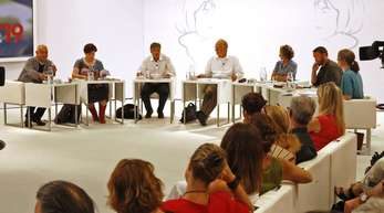 Bei den 43. Tagen der deutschsprachigen Literatur in Klagenfurt hofften 14 Autorinnen und Autoren auf den Ingeborg-Bachmann-Preis.
