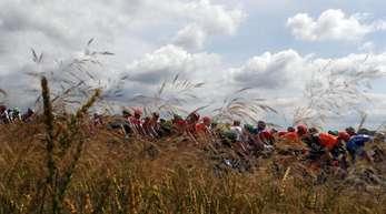 Bevor die Anstiege steiler werden, dürfen die Sprinter bei der 4. Etappe noch einmal auf ihre Chance hoffen.