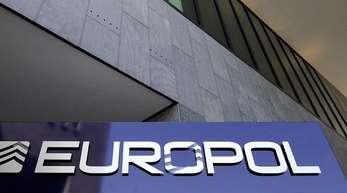 Die europäische Polizeibehörde Europol in Den Haag.