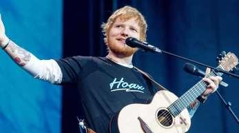 Superstar Ed Sheeran liebt Kollaborationen.